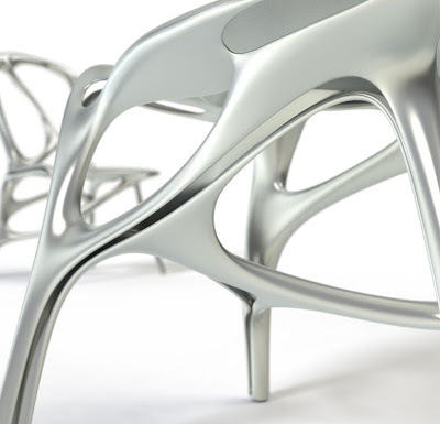 Shelly Chair by Peter Donders