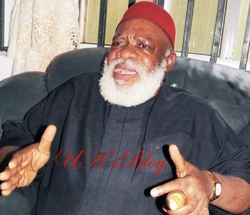 Breaking: Odumegwu-Ojukwu's First Son Reported Dead
