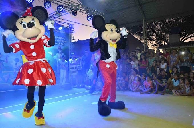Dia da Criança: Prefeitura de Japi faz a maior festa de todos os tempos