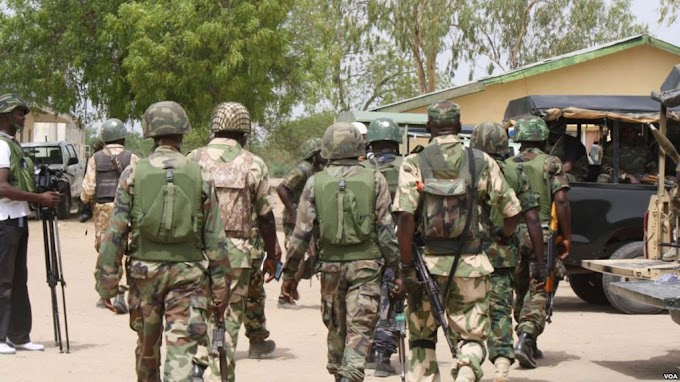 Army speaks on massive deployment of soldiers to South East and Cross River