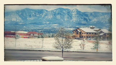 Colorado Springs travel