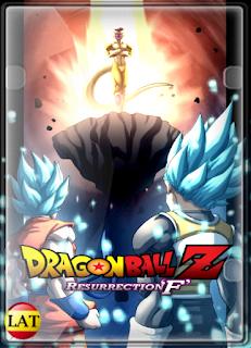 Dragon Ball Z: La Resurrección de Freezer (2015) DVDRIP LATINO