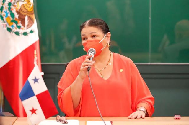 La polarización no sirve a los procesos democráticos del país: diputada Dulce María Sauri Riancho