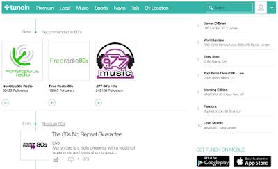 Free Online Radio
