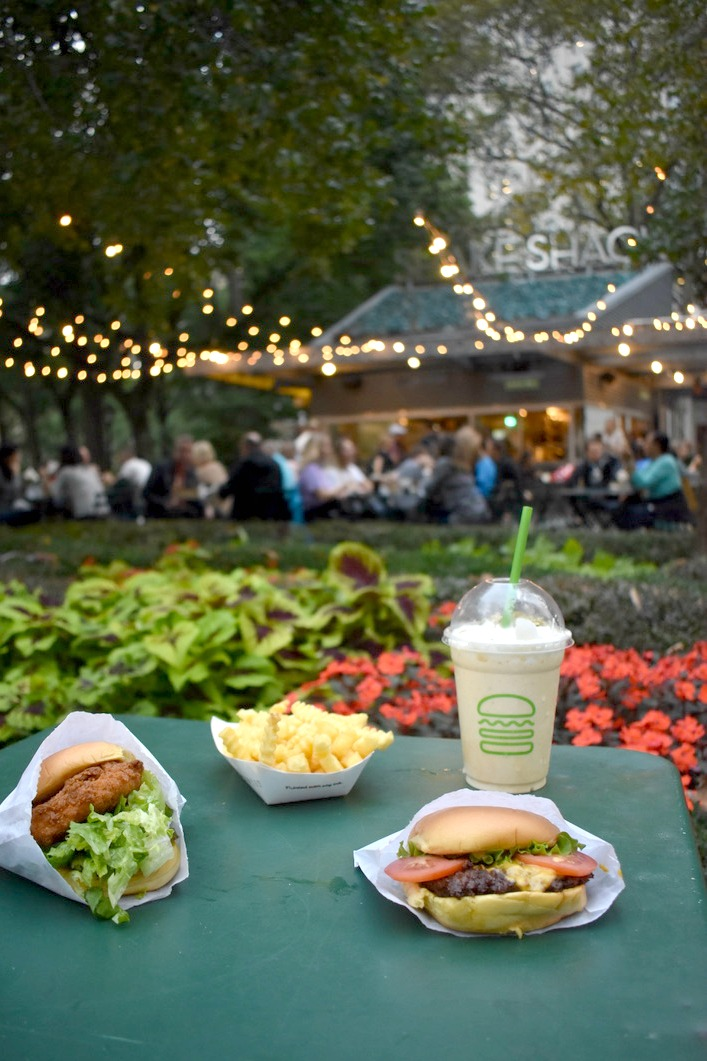 40 Things you must do in New York - Shake Shack