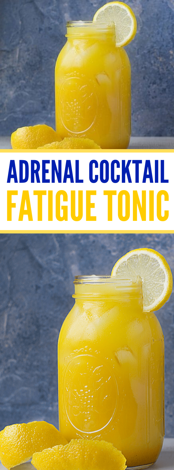 "Healing Adrenal Cocktail ~ My Version of the ""Singing Canary"" #drinks #alcoholic"