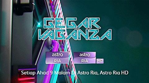 SENARAI PESERTA FINAL GEGAR VAGANZA 3 !