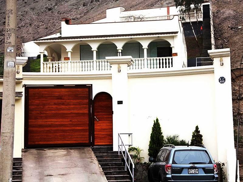 Las mejores casas en la molina en venta compra una casa for Fachadas de casas modernas en lima