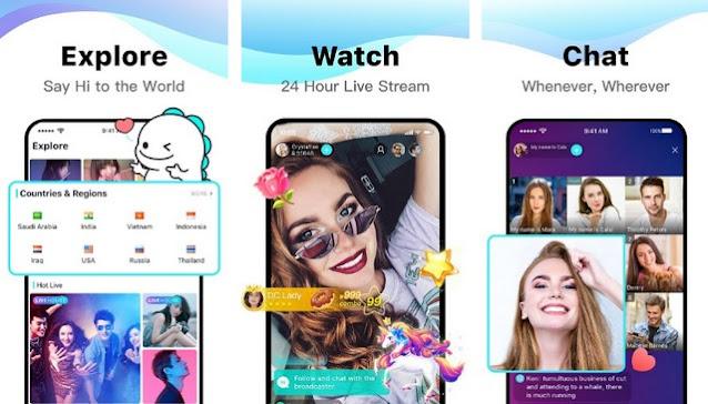 تطبيقات بديلة للسناب شات Snapchat