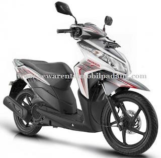 Sewa Motor Vario Palembang