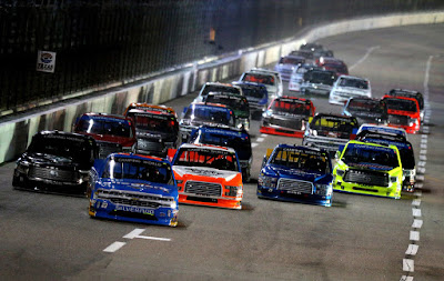 "The NASCAR Camping World Truck Series ""winstaronlinegaming.com 400"""