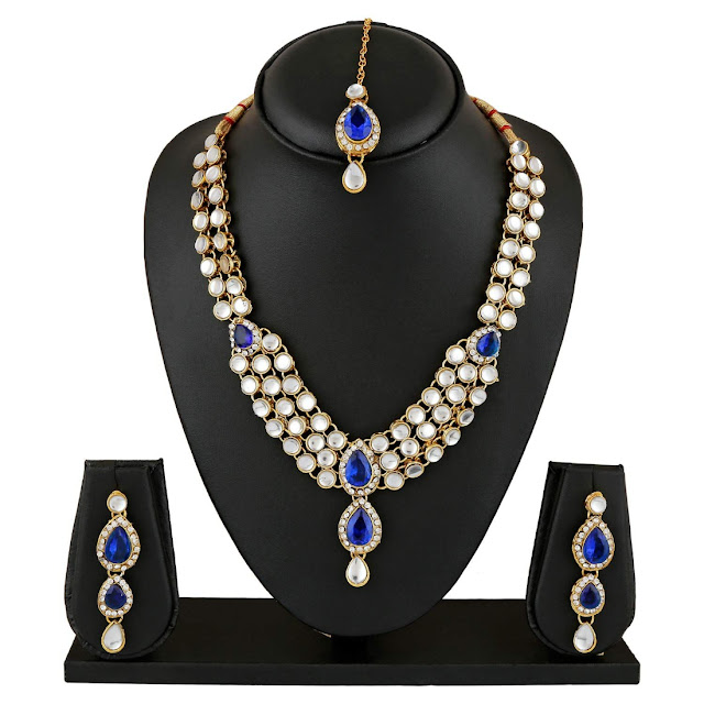 Kundan Necklace Sets Online