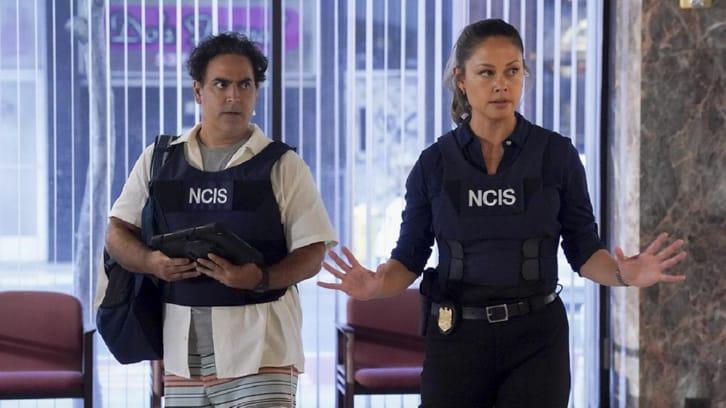 NCIS: Hawaii - Episode 1.02 - Boom - Press Release