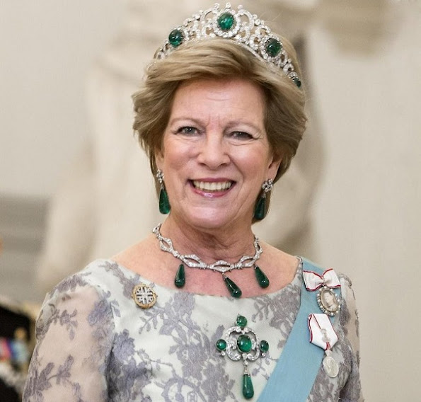 Anne-Marie Dagmar Ingrid  the Queen of Greece. Happy birthday to you, Queen Anne-Marie.