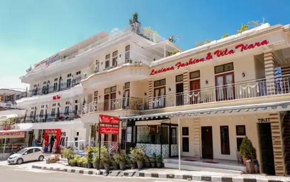 Hotel Tiara sarangan
