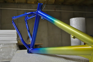powder coating fade