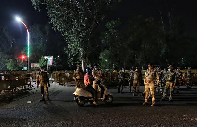 रात का कर्फ्यू