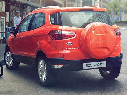harga ford ecosport