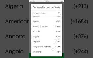Daftar Kode Nomor Telepon Semua Negara di Dunia