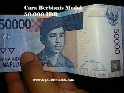 Bisnis, Info, Modal, 50.000