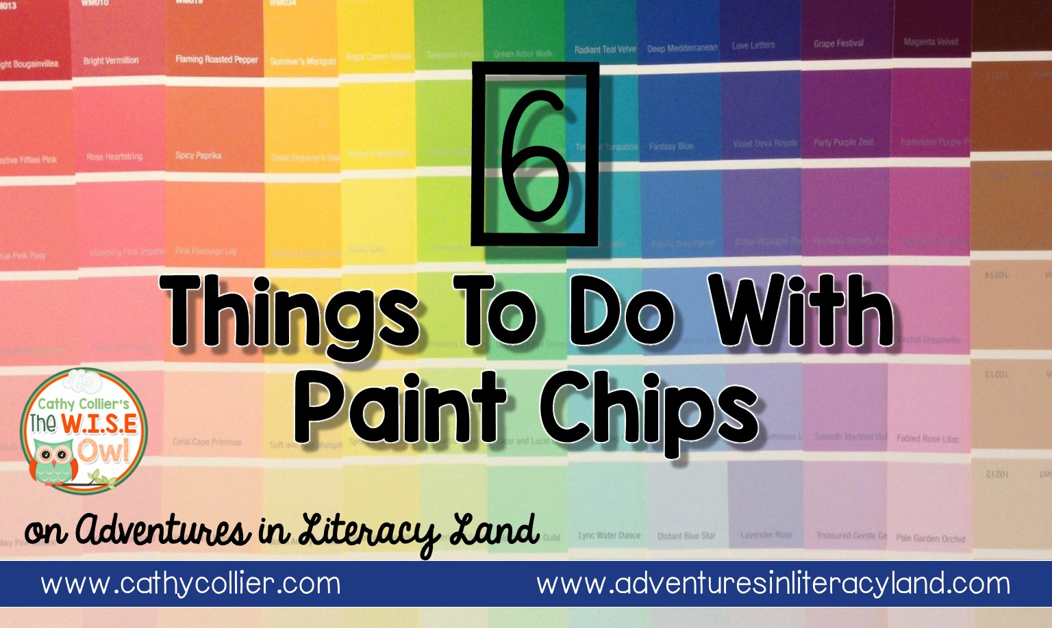 6 Things To Do With Paint Chips  Adventures In Literacy Land-3220