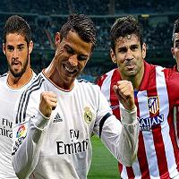3 Gol Dari Cristiano Ronaldo ( Real Madrid ), Kalahkan Atletico Madrid Dengan Skor ( 3 – 0 )
