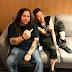 Jen Majura e Amy Lee publicam foto com o ex-guitarrista Terry Balsamo