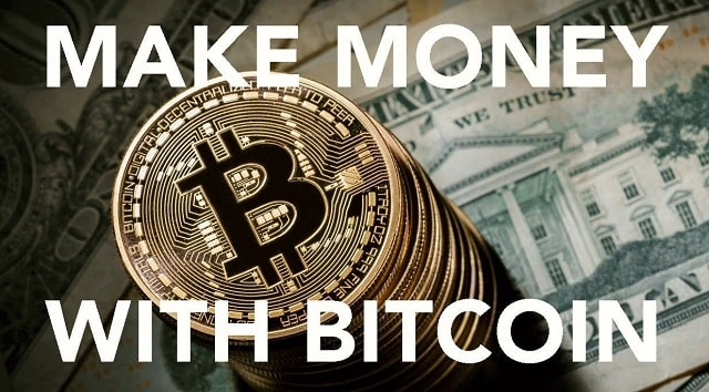 best ways to make money with bitcoin trading
