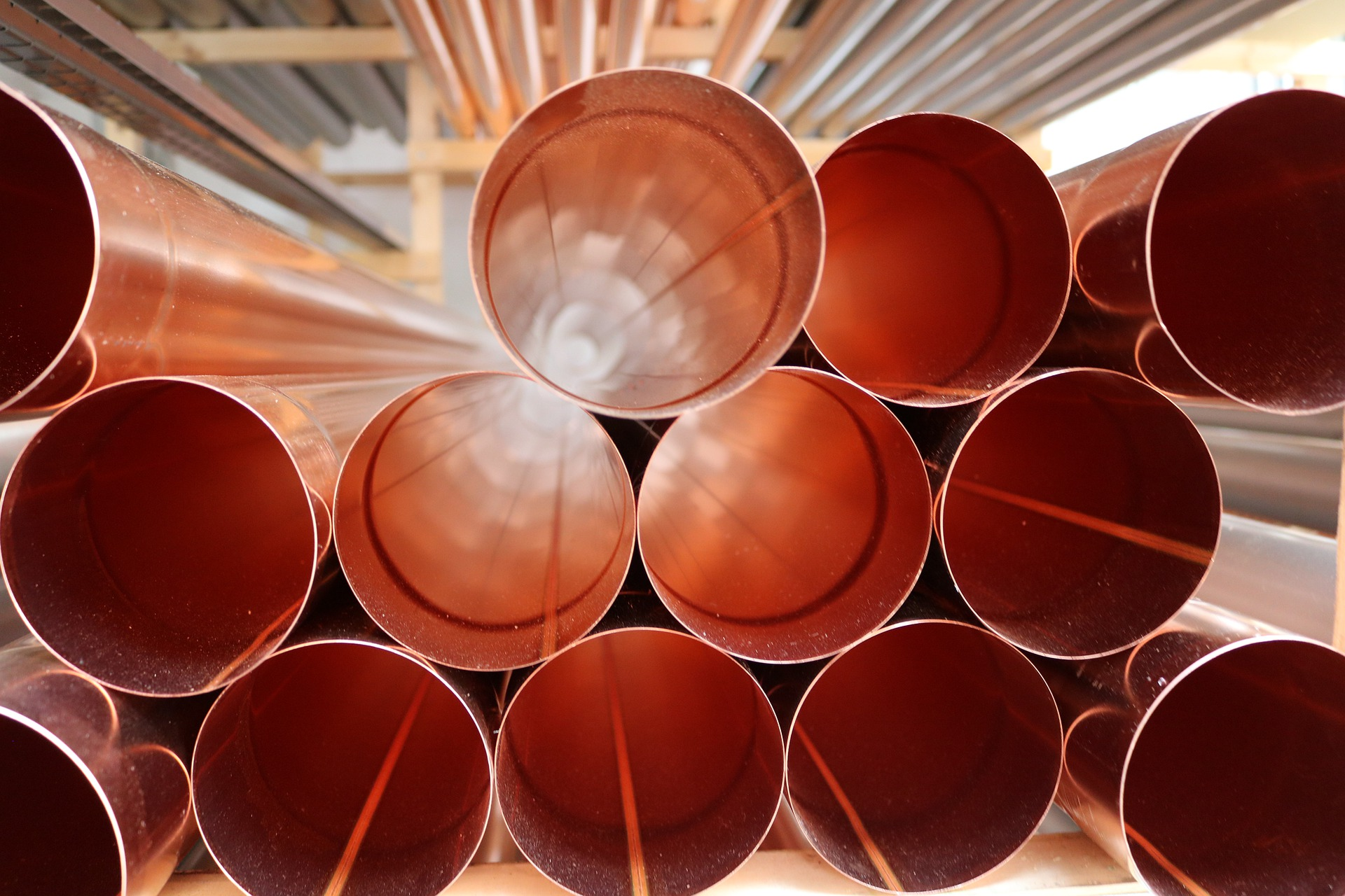 Copper kills up to 99.9% of bacteria on transit surfaces