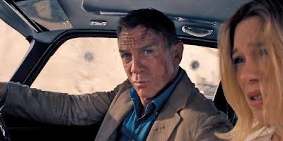 Mourir peut attendre James Bond CINEBLOGYWOOD