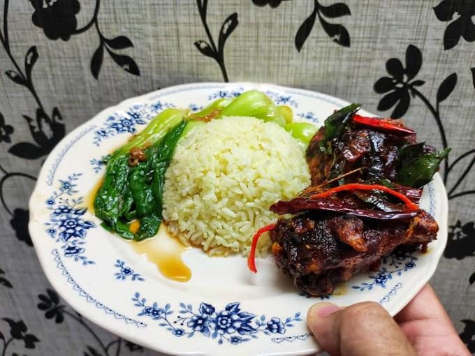 Berbuka Puasa Dengan Menu Baru di The Chicken Rice Shop : Ayam Sedap Baq Hang