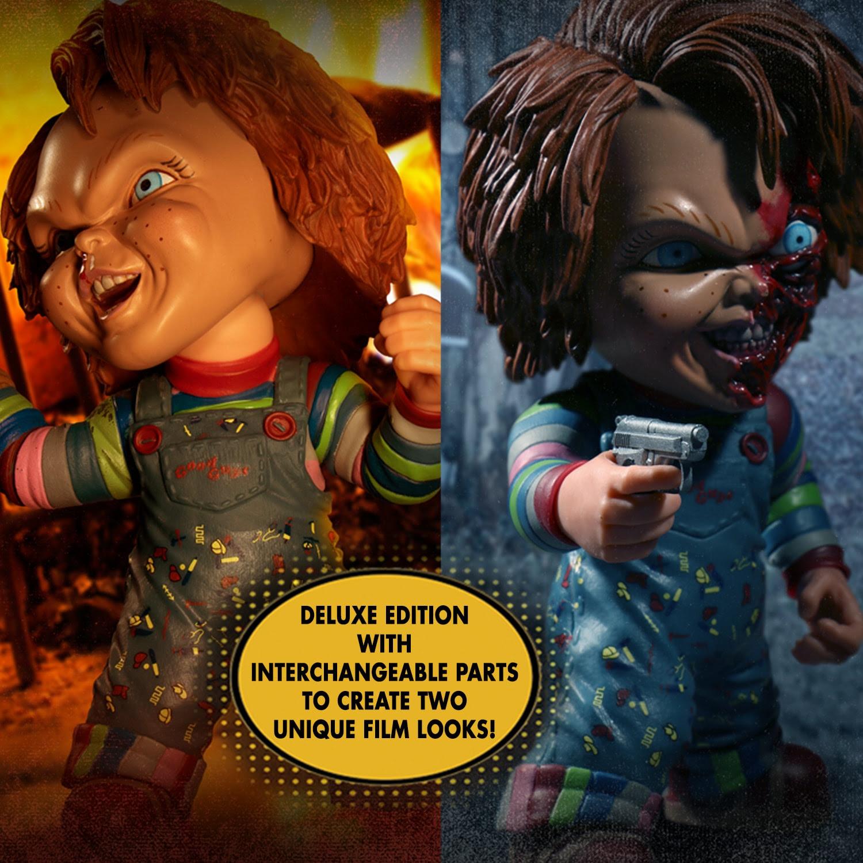 433ac95dd Collecting Toyz: Mezco Designer Series Deluxe Chucky