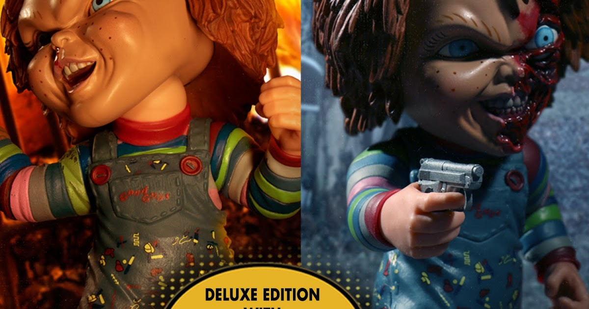 d5ef9020227 Collecting Toyz  Mezco Designer Series Deluxe Chucky