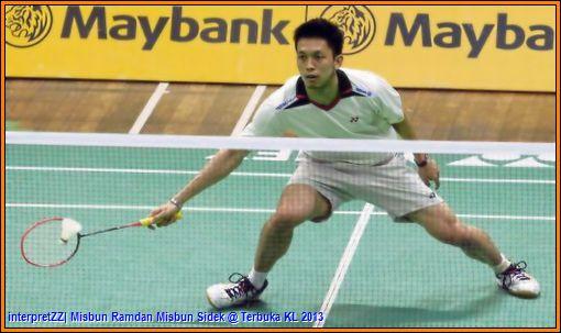 Badminton: Aksi Cemerlang Elak Pembaziran