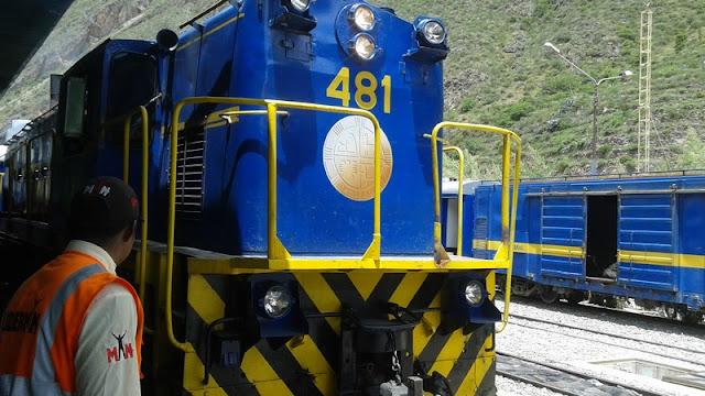 Machupicchu, Inca Rail