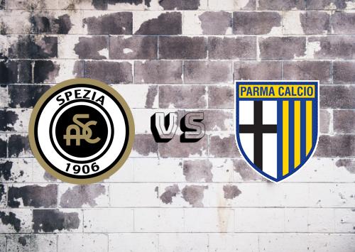 Spezia vs Parma  Resumen
