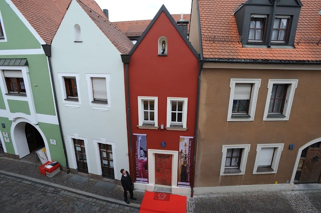 Inside the smallest hotel in the world