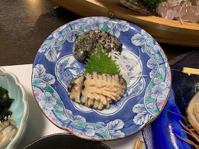 高島旅館 夕食その3