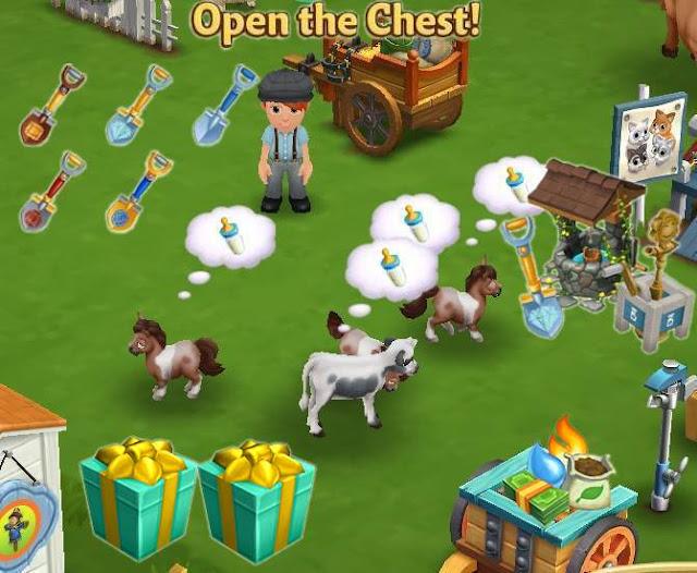 Farmville 2 Bonus