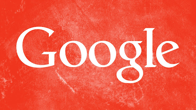 Google Red Grunge HD Wallpaper