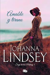 Amable y tirano 3, Johanna Lindsey