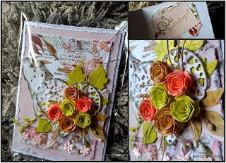 Ślub oraz rocznice w cardmakingu