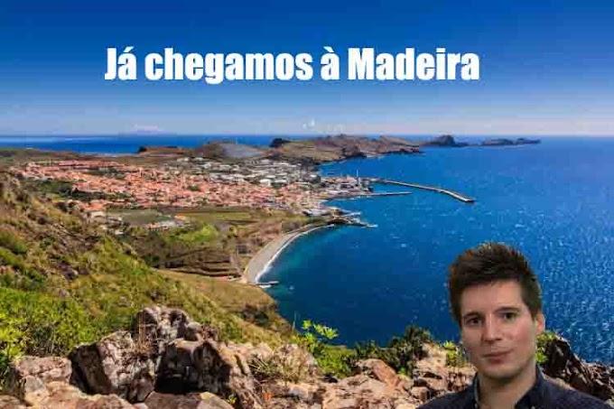 """Rui Pinto começa a """"caçar"""" na Madeira"""