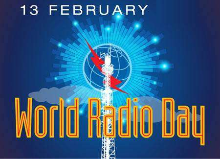 World Radio Day Wishes Images download