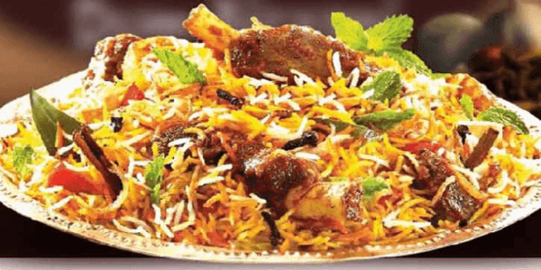 biryani centre business