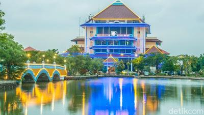 UNAIR – Daftar Fakultas dan Program Studi di Universitas Airlangga
