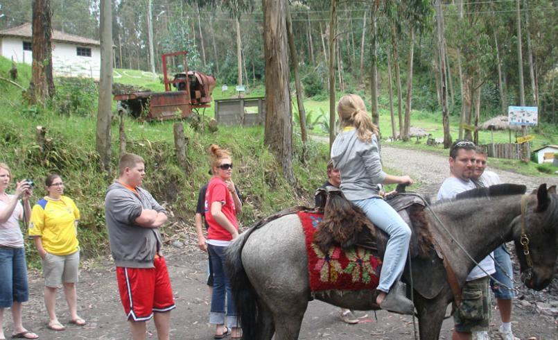 Hostería Molinuco turismo y aventura
