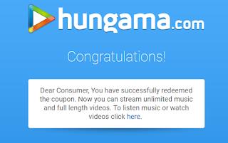 Hungama Pro Free Info