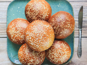 Les pains pour hamburger maison - recette américaine !