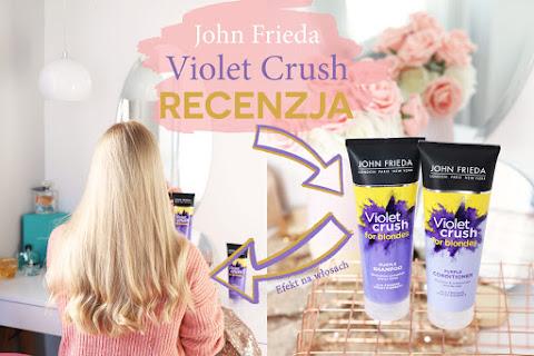 John Frieda Violet Crush - świetne kosmetyki do pielęgnacji blondu ♥ - czytaj dalej »